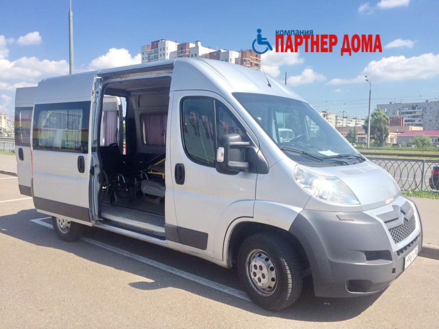 Транспорт для перевозки лежачих больных